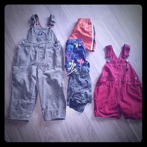 Overall and short lot size 18 months